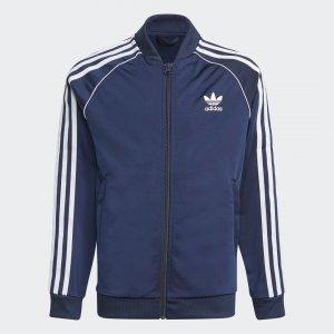 Олимпийка Adicolor SST Originals adidas. Цвет: белый