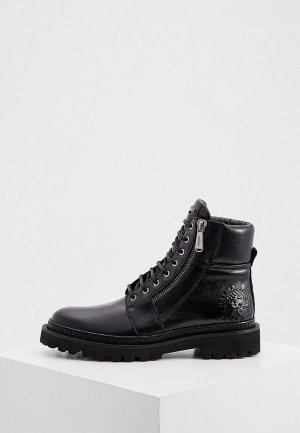 Ботинки Balmain. Цвет: черный