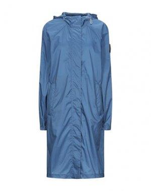 Легкое пальто CIESSE PIUMINI. Цвет: синий