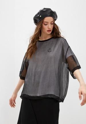 Блуза N21. Цвет: черный