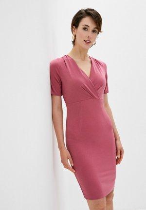 Платье Kira Plastinina. Цвет: розовый