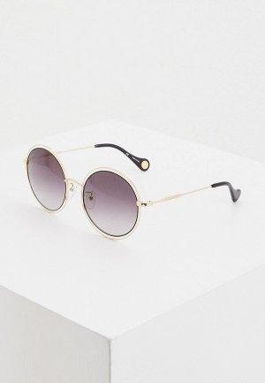 Очки солнцезащитные Escada 958-8AM. Цвет: золотой