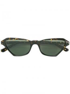 Солнцезащитные очки Accra L.G.R. Цвет: коричневый