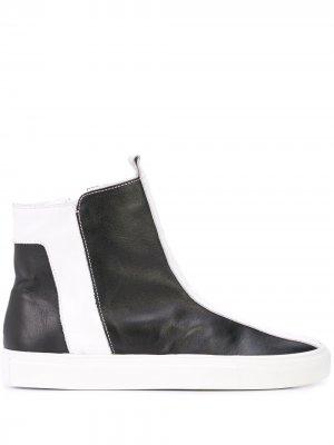 Ботинки на молнии Alberto Fermani. Цвет: черный
