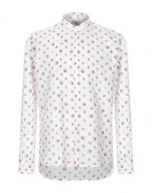 Pубашка BRANCACCIO C.. Цвет: белый