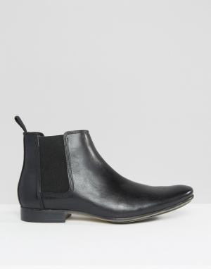 Кожаные ботинки челси -Черный Frank Wright
