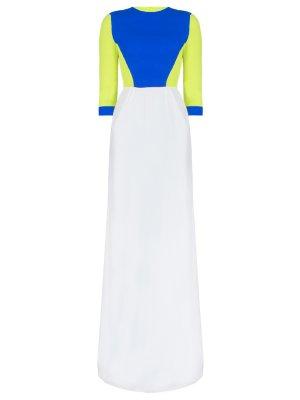 Платье со шлейфом ANTONIO BERARDI