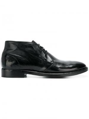 Ulisse boots Alberto Fasciani. Цвет: черный