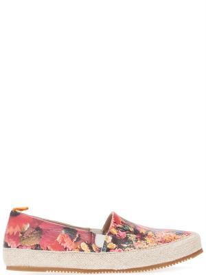 Эспадрильи MULO. Цвет: разноцветный
