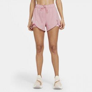 Женские шорты для тренинга Flex Essential 2-in-1 - Розовый Nike