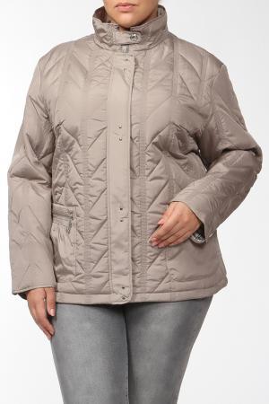 Куртка GODSKE. Цвет: коричневый