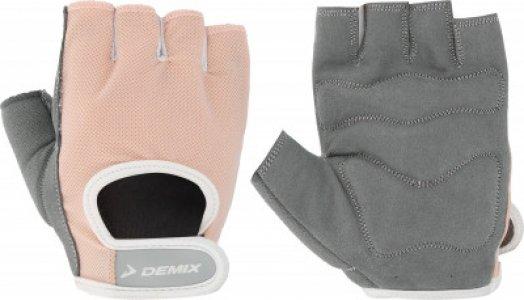 Перчатки для фитнеса , размер S Demix. Цвет: розовый