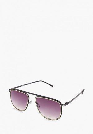 Очки солнцезащитные Vitacci. Цвет: черный