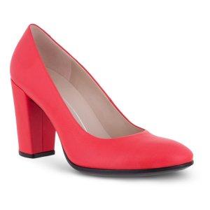 Туфли SHAPE 75 BLOCK ECCO. Цвет: красный