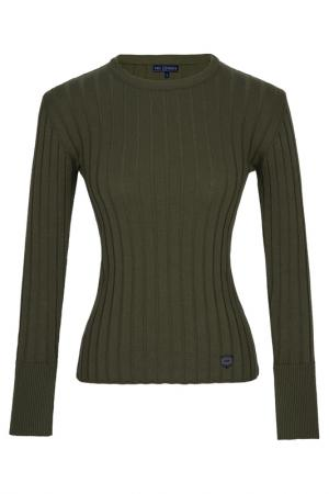 Пуловер Paul Parker. Цвет: khaki