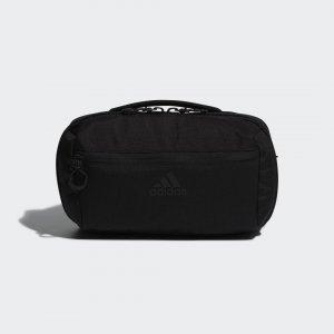 Сумка на пояс Performance adidas. Цвет: черный