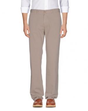 Повседневные брюки CARRERA. Цвет: хаки