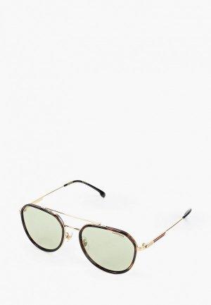 Очки солнцезащитные Carrera 1028/GS 06J. Цвет: коричневый