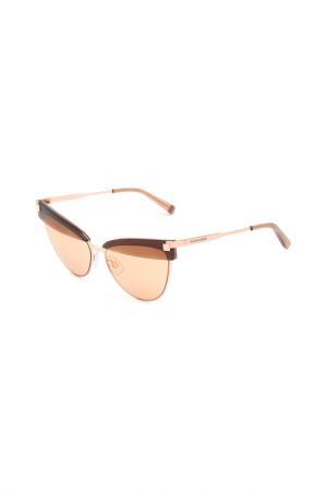 Солнцезащитные очки DSquared2. Цвет: коричневый