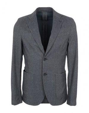 Пиджак TRAIANO. Цвет: свинцово-серый