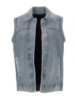 Куртка BARK. Цвет: синий
