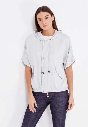 Куртка Sacks Sack's. Цвет: серый
