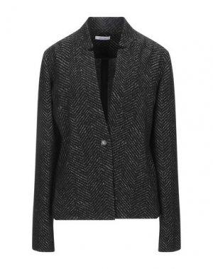 Пиджак I BLUES. Цвет: черный