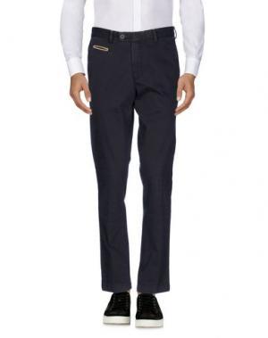 Повседневные брюки DIMENSIONE. Цвет: стальной серый