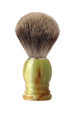 Помазок для бритья Mondial. Цвет: оникс