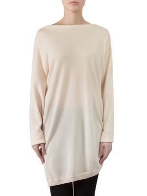 Платье-туника Vionnet. Цвет: бежевый
