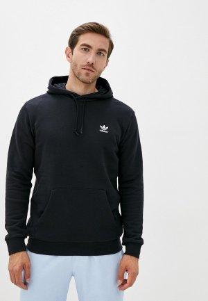Худи adidas Originals B+F TRFL HOODY. Цвет: черный