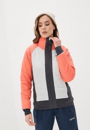 Куртка утепленная Craft ADV STORM INSULATE JKT. Цвет: разноцветный