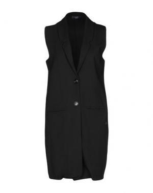 Легкое пальто NÜMPH. Цвет: черный