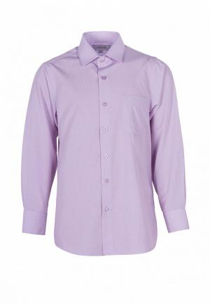 Рубашка Stenser. Цвет: фиолетовый
