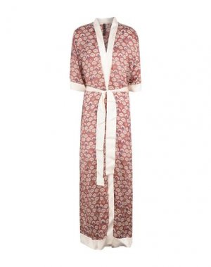 Легкое пальто MANILA GRACE. Цвет: пастельно-розовый