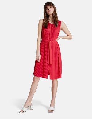 2211-780019-11050 Платье женское Taifun (size 40, color WATERMELON; code 6360) Gerry Weber. Цвет: красный