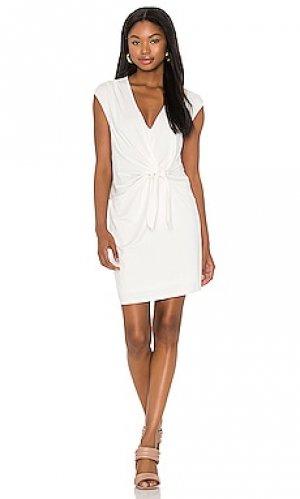 Платье maelle HEARTLOOM. Цвет: белый