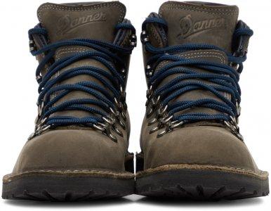 Brown Mountain Pass Boots Danner. Цвет: gunmetal