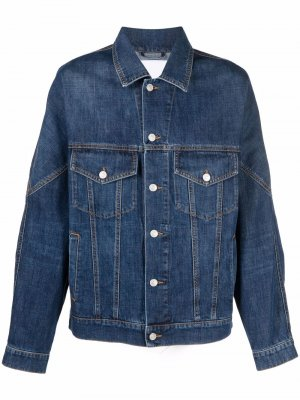Джинсовая куртка Kenzo. Цвет: синий