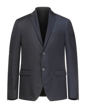 Пиджак FENDI. Цвет: темно-синий