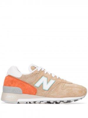 Кроссовки NB 1300 New Balance. Цвет: коричневый
