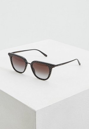 Очки солнцезащитные Dolce&Gabbana DG4363 31268G. Цвет: черный