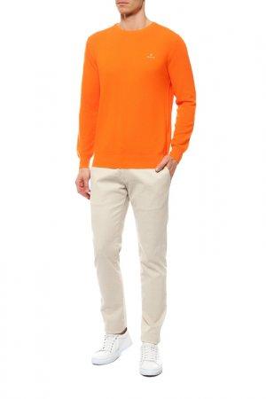 Джемпер Gant. Цвет: sunny orange