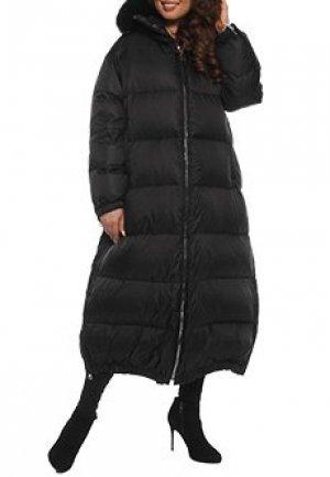 Пальто NIPAL. Цвет: черный
