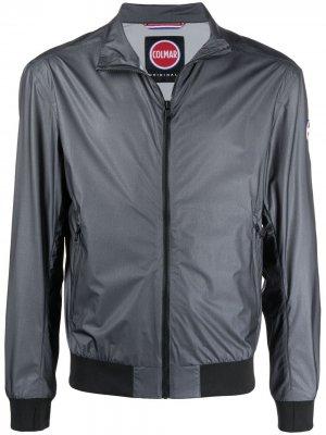 Легкая куртка с капюшоном Colmar. Цвет: черный