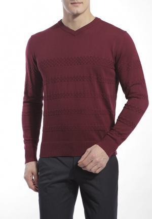 Пуловер Grostyle. Цвет: бордовый