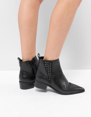 Ботинки челси с заклепками London Rebel