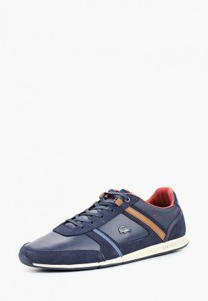 Кроссовки Lacoste MENERVA 318 1. Цвет: синий