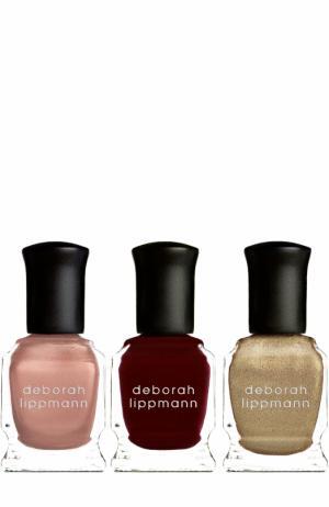 Набор лаков Family Jewels Deborah Lippmann. Цвет: бесцветный