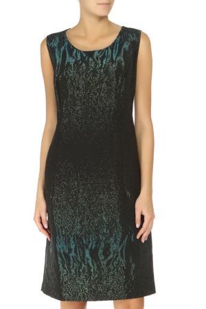 Платье Hauber. Цвет: темно-зеленый